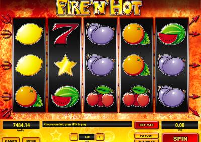 Fire-n-Hot